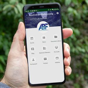 You can now download the Member Jungle mobile app and stay up to date with what's going on in the ABF. You can update your membership details and also receive notifications about important event reminders, latest news and more. Visit the Mobile App page (under Membership) to find out more.